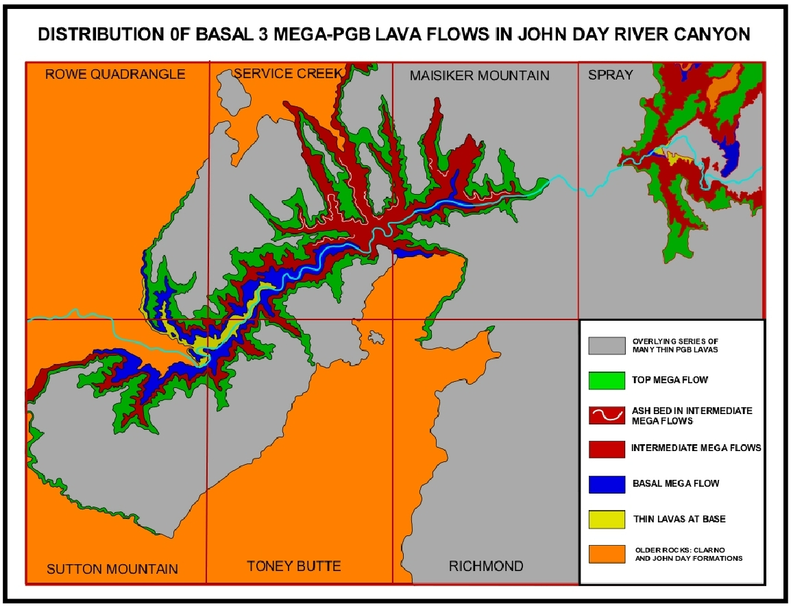 mega flow map